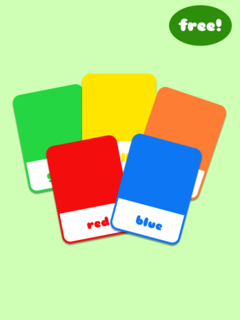 Colors Flashcards for Kids